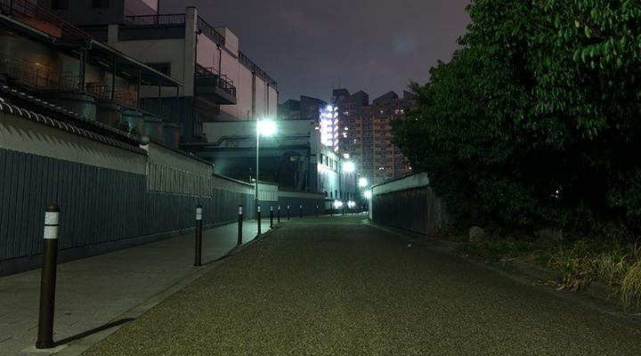 防犯灯のLED化に関する経過のご報告