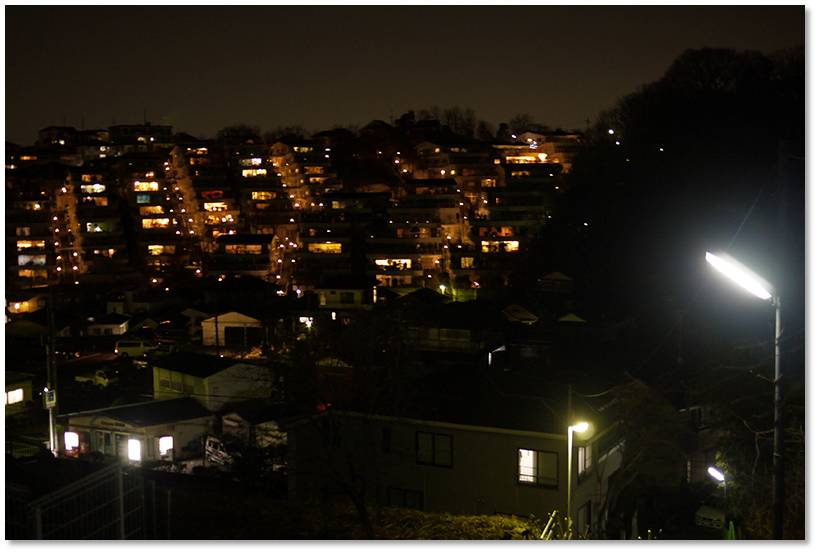 防犯灯(蛍光灯)のLED化に関する経過のご報告(その2)