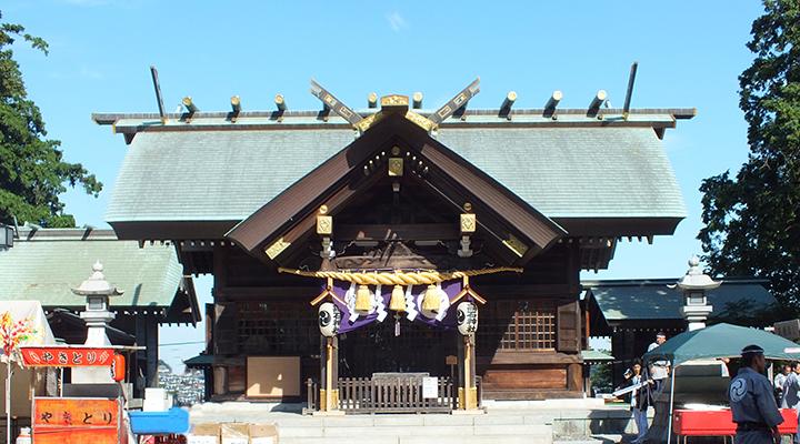 高石神社 例大祭のお知らせ